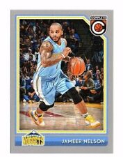 Jameer Nelson 2016-17 PANINI COMPLETE, (Silver), Basket CARD!!!