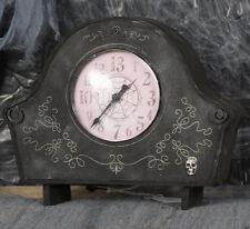 De Halloween Haunted Vintage Reloj con la luz y el sonido Decoración Vintage