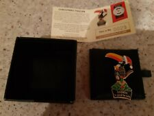 More details for millennium collectables limited edition guinness pin badge