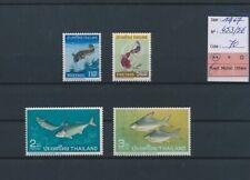 LN59406 Thailand 1967 fish coral sealife fine lot MNH cv 70 EUR