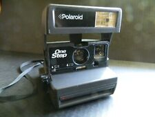 Vintage Polaroid One Step Instant Print Camera 600 Film