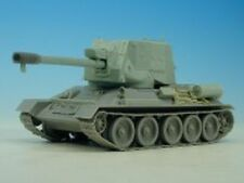 1/35th Accurate Armour Egyptian T-34/122 SPG