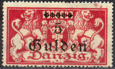 Freie Stadt Danzig Mi192II*