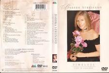 Barbra Streisand Timeless Live In Concert Region 4 DVD In Excellent Condition