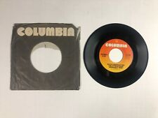ELVIS COSTELLO & ATTRACTIONS New Amsterdam 45 111284 US 1980 VG+ SIGNED 45