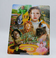 THE WIZARD OF OZ (1939) - Glossy Bluray Steelbook Magnet Cover (NOT LENTICULAR)