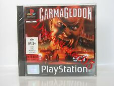 CARMAGEDDON  Playstation One New and Sealed ,100% PAL Game( AUS )