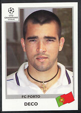 Panini Football Sticker - UEFA Champions League 1999-00 - No 164 - FC Porto
