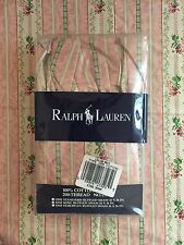 New in Package ~ Vintage Chintz Ralph Lauren Lillian King Ruffled Shams ~ French