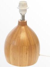 Bambou Table Lampe de chevet, sans ombre