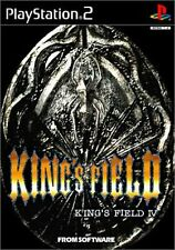 Used PS2 King's Field IV   Japan Import (Free Shipping)