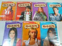 RBD Rebelde Temporada 3 - 7 Capitulos - 7 X DVD 2007 Español Region 2