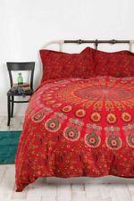 Mandala Bedding Double Duvet Cover Comforter Set Bohemian Bed Quilt Cover Set