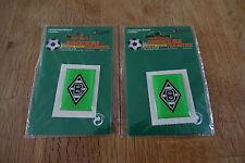 VfL Borussia Mönchengladbach1900 2xAufkleber NEU OVP  Gladbach M´Gladbach Fohlen