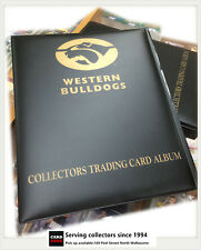 Old Version (2004) AFL Clubs Trading Card Album ( No Zip)--Western Bulldogs