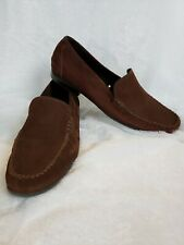 INC Brown Suede Tabac, Sz 9M