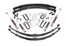 "3"" Toyota Hilux Suspension Lift Kit. Fits Mk.II & III. Rough Country 71530 Llama"