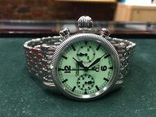 Chronoswiss Timemaster Flyback Stainless Steel Bracelet CH 7633