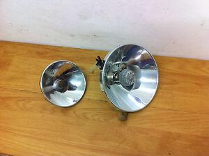 RIGHT PASSINGER ORIGINAL BOSCH   HEADLIGHT REFLECTORS  MERCEDES W123