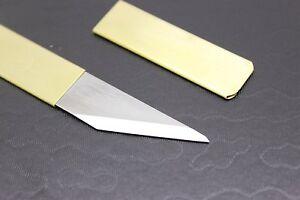 Japanese Yoshiharu Wood Carving marking blade Cutter Chisel craft knife