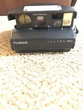 Polaroid Spectra Pro 600 Camera F 10 125mm Coated Glass Lens.
