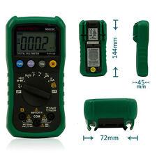 MASTECH MS8239C Auto Range Digital Capacitance Multimeter AC DC Voltage Meter