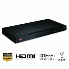 LG DP542H REGION FREE DVD Player - MULTI REGION - Upscaling and FREE HDMI Cable