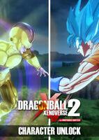 Early CHARACTER UNLOCK ** Dragon Ball Xenoverse 2 NINTENDO SWITCH DLC KEY CODE