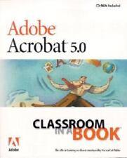 Adobe Acrobat 5.0 by Adobe Creative Team