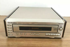 Technics SL-HD70 CD Compact Disc Changer Tested Working