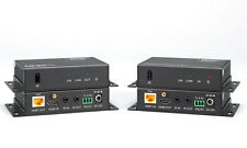 KanexPro HDBASE70POE 4K HDBaseT Lite 70m HDMI Extender (Tx/Rx) w Power over Net