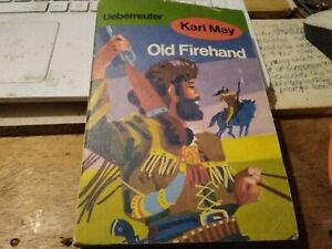 Karl May-Old Firehand (German)