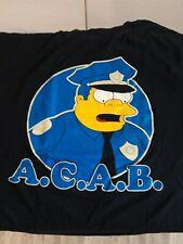 Simpson/shirt/M/ACA./punk/skinhead/hooligan/M