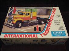 1st Issue 77 VTG International Trans 4300 Eagle Truck Tractor Model/Kit ERTL MIB