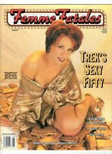 WoW! Femme Fatales V6#2 / Trek's Top 50 Femmes! Anaconda! Night Flier! Rochon!