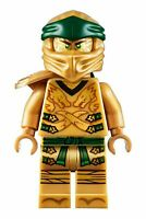 Lloyd Golden Ninja Minifigure New