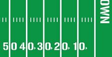Football Field Position Arrows Decals Removable Vinyl 2059