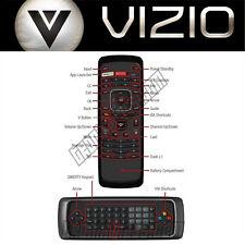Vizio XRV1TV 3D Qwerty Keyboard HDTV Remote Control E3D320VX E3D420VX E3D470VX