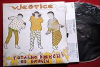 VJESTICE TOTALNO DRUKCIJI INDIE ROCK EXYUGO LP N/MINT
