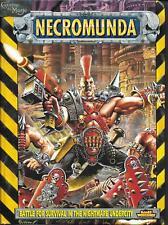 WARHAMMER 40K 40000 NECROMUNDA - Rulebook (1997)