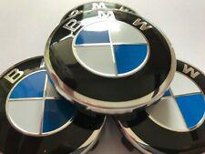4x Original BMW 56mm Nabenkappe Nabendeckel36136850834 Emblem6850834