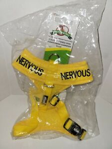 New Dexil Limited Nervous adjustable Harness 15-24 inch Chest/Girth small