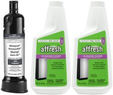 F2WC9I1 ICE2 Water Filter & Two 4396808 Affresh Ice Machine Cleaner GENUINE OEM