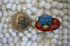 2015 W&S Western & Southern Tennis Open Cincinnati Pin Pinback #26126