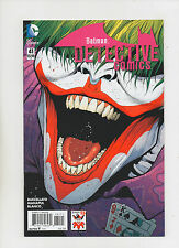 Detective Comics #41 - Joker Cover Batman New 52! - (Grade 9.2) 2015