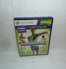 Your Shape: Fitness Evolved 2012 (Microsoft Xbox 360, 2011) Kinect  S-46B