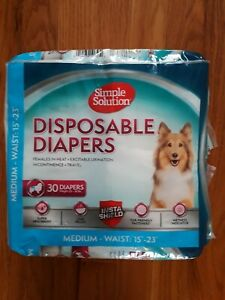 Simple Solution Disposable Diapers