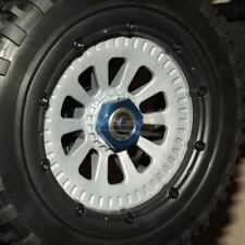 5IVE-T Plastic Axle Caps (4 PCS) For KM X2,Rovan LT,30 DNT,Losi 5ive-T/2.0