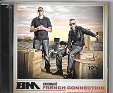 """CD ALBUM 17 TITRES--BM / BLACK MARCHE--FRENCH CONNECTION--2009 """"FRENCH RAP"""""""