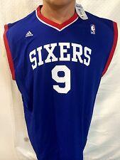 Adidas NBA Jersey Philadelphia 76ers Andre Iguodala Blue sz 3X